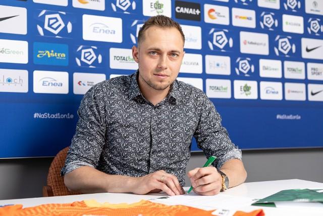 Adrian Lis w Warcie Poznań rozegrał ponad 150 meczów