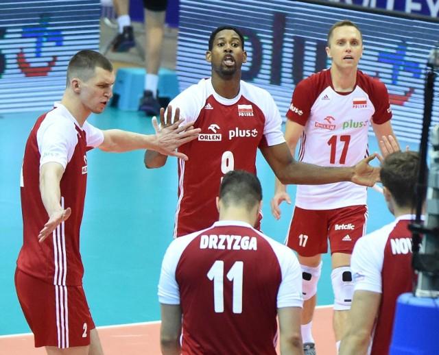 Polacy przegrali pierwszy mecz w turnieju.