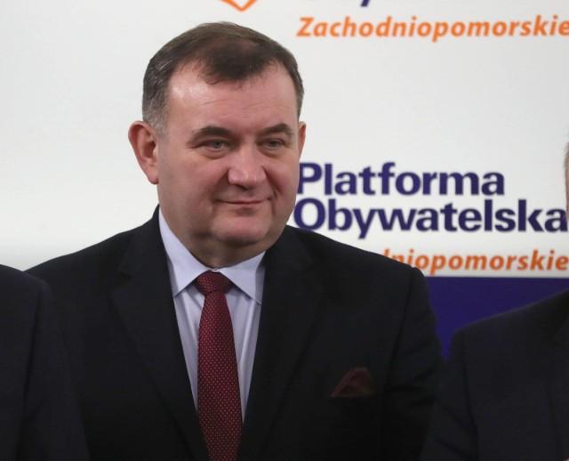Rano agenci CBA wkroczyli do warszawskiego mieszkania posła Stanisława Gawłowskiego, szefa PO w Zachodniopomorskiem i sekretarza generalnego partii.