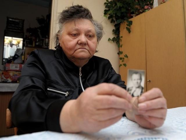 Dziś upominam się nie tylko o moją mamę, ale i o godność każdego starego, chorego człowieka – mówi Czesława Grab.