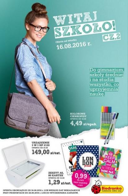 0283a72278e28 Wyprawka szkolna - zeszyty, plecaki, piórniki i inne. Co i gdzie kupisz  taniej (CENY, PROMOCJE)