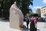 Pomnik kardynała Augusta Hlonda w Katowicach odsłonięty ZOBACZ ZDJĘCIA