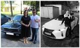 Król i królowa disco polo pokazali swoje auta. Zenek Martyniuk i Magda Narożna postawili na prestiż i bezpieczeństwo? [3.08.2021, ZDJĘCIA]