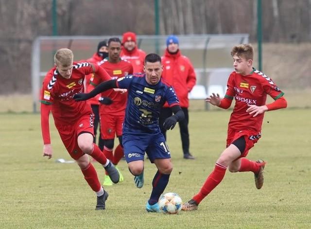 Odra Opole wygrała w Sosnowcu 5-1.