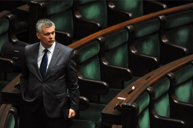 Tomasz Siemoniak nie będzie szefem PO