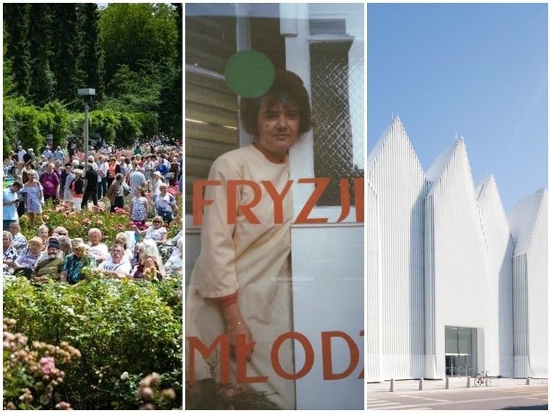 Teatr i koncerty w plenerze na Zamku, a także imprezy z...