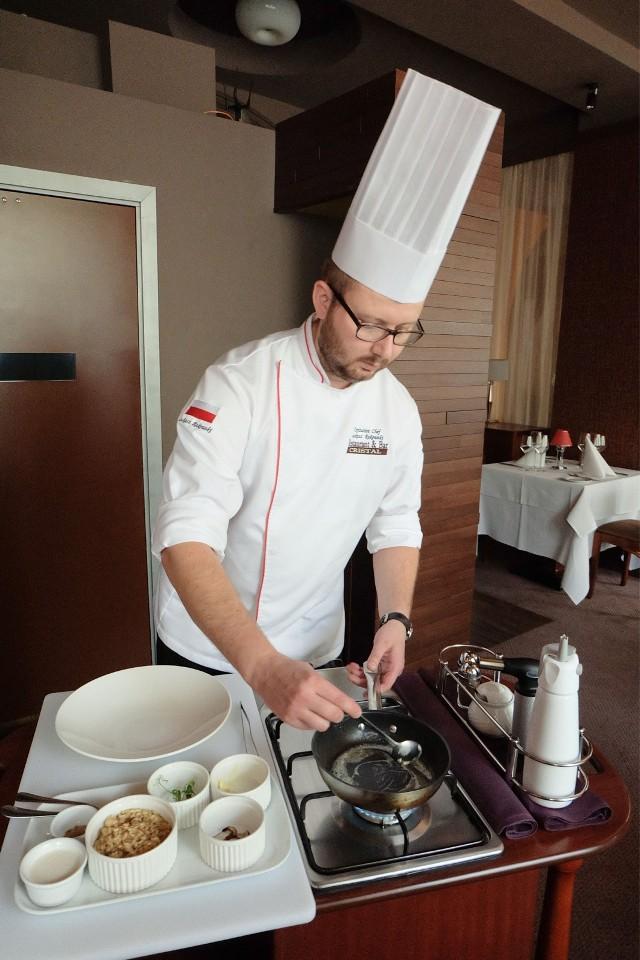 Łukasz Rakowski: Mamy tak bogatą historię kulinarną, że powinniśmy być  z niej  dumni