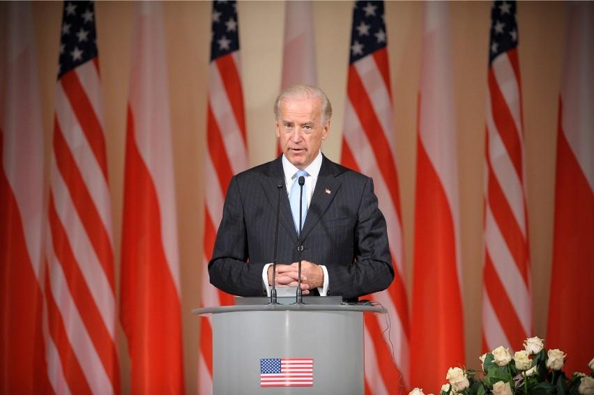 Joe Biden, zdjęcie archiwalne
