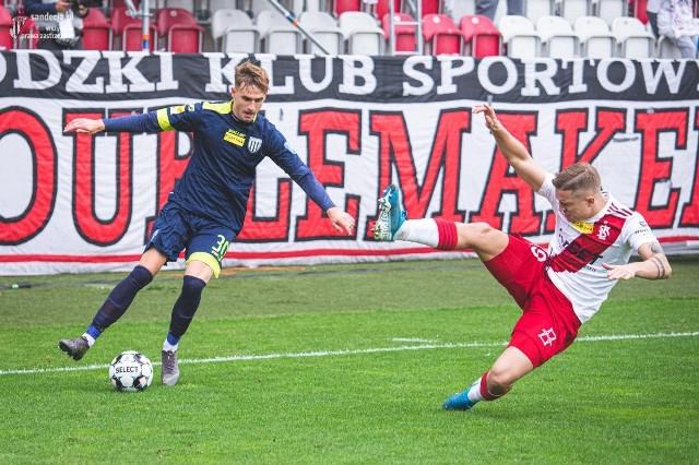 We wrześniu ub. roku Sandecja przegrała z ŁKS na wyjeździe 1:4. Wówczas trenerem zespołu był jeszcze Piotr Mandrysz