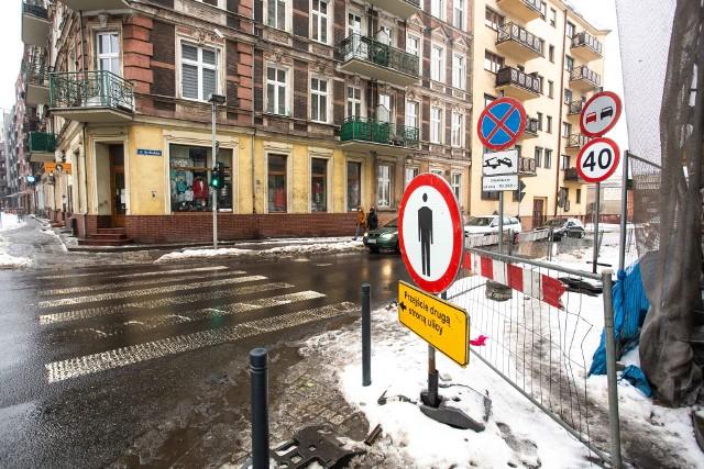 Ulica Jedności Narodowej we Wrocławiu