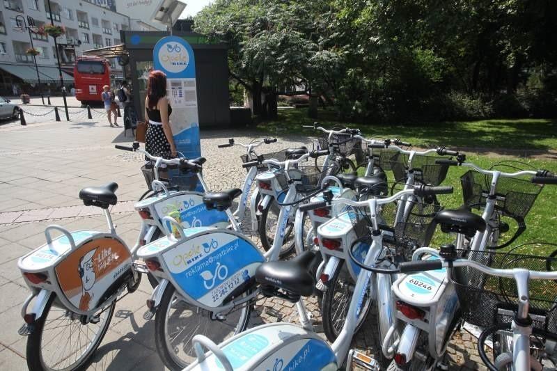 W programie m.in. bezpłatne korzystanie z rowerów miejskich.
