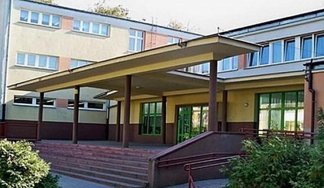 Publiczna Szkoła Podstawowa numer 34 w Radomiu.