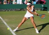 Wimbledon. Linette po raz pierwszy w drugiej rundzie, koniec serii porażek Polki w Londynie