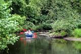 Wakacyjny odpoczynek nad rzeką Rawką [ZDJĘCIA]