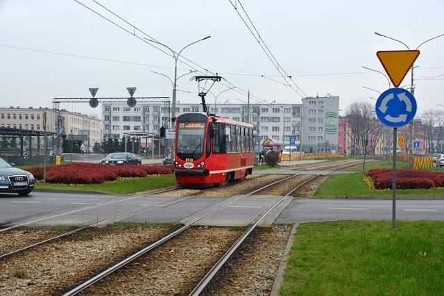 W Dąbrowie Górniczej przebudowane zostanie prawe całe torowisko tramwajowe, od granicy z Będzinem aż do ul. Kasprzaka