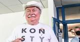 Jak mnie Kaczyński przeprosi, to ja pogodzę się z nim natychmiast - mówi były prezydent Lech Wałęsa