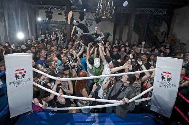 Tak wyglądała tegoroczna Red Bull I-Battle w Krakowie