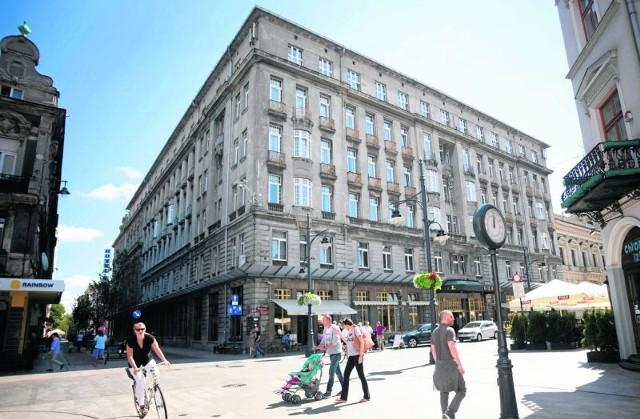 Hotel Grand funkcjonuje nieprzerwanie od 128 lat.