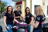 Piękne motocyklistki z Podlasia. Te dziewczyny kochają ryk silników i szybką jazdę! (ZDJĘCIA)