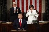 Impeachment Donalda Trumpa odrzucony przez Senat! Nancy Pelosi porwała tekst przemówienia prezydenta USA o stanie państwa [WIDEO]