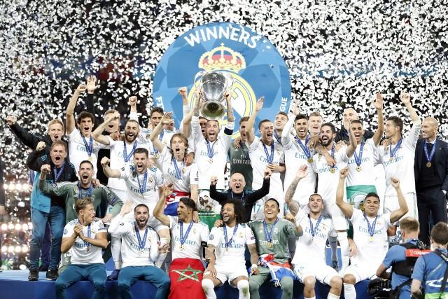 Real Madryt - Liverpool 3:1