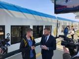W środę 3 kwietnia linią PKM od momentu jej otwarcia przejechał 10-milionowy pasażer