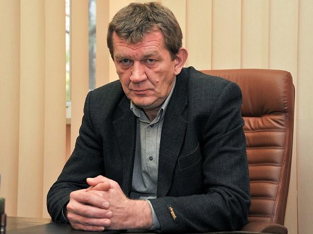 Sławomir Grygoruk, przewodniczący zakładowej Solidarności w Miejskim Przedsiębiorstwie Energetyki Cieplnej w Białymstoku.