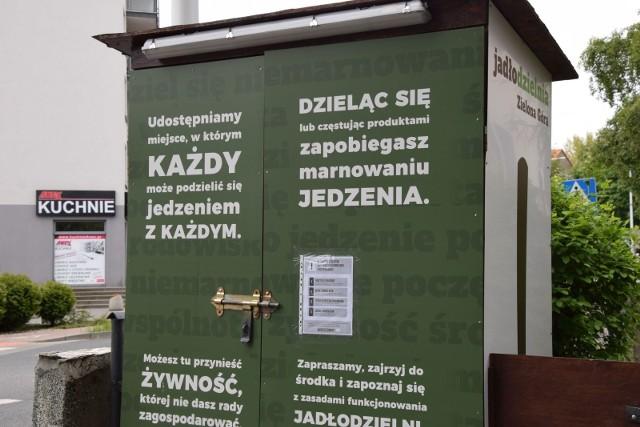 Zielona Góra, 7 maja 2020 roku. Zielonogórska Jadłodzielnia, po przerwie związanej z epidemią koronawirusa, znów zaczyna działać.