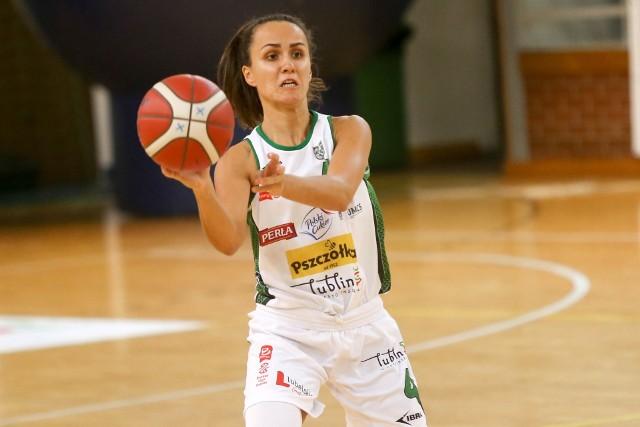 Zuzanna Sklepowicz drugi sezon reprezentuje barwy Pszczółki Polski-Cukier AZS UMCS Lublin
