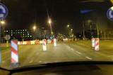 Nowe rondo na Nowym Mieście. Na skrzyżowaniu wyłączyli światła. Kierowcy muszą uważać na rozkopanej ulicy Żniwnej (zdjęcia)