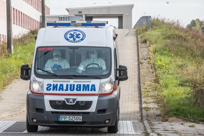 Koronawirus w obu toruńskich szpitalach, domu dziecka, kilku szkołach, w Powiatowym Urzędzie Pracy, MZD i wodociągach