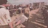 Papież w Gorzowie przyciągnął tłumy. Tego upalnego dnia nie da się zapomnieć! Było nas pół miliona!