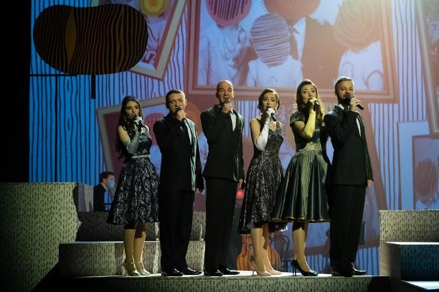 """Festiwal zakończy koncert """"Piosenka jest dobra na wszystko"""" w wykonaniu artystów Teatru Muzycznego"""