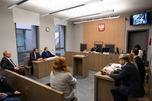 W piątek poznański Sąd Okręgowy wydał postanowienie przyznając rację Magdalenie Kosakowskiej i oddalając pozew Przemysława Pacholskiego.