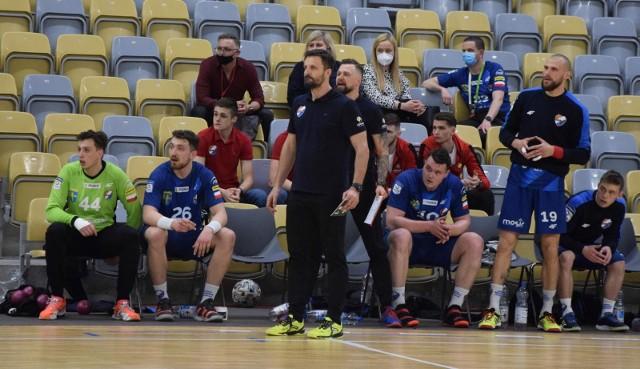 Gwardia Opole zakończy sezon 2020/21 na 5. lub 6. miejscu. Zdecyduje o tym wynik jej ostatniego meczu z Energą MKS-em Kalisz.