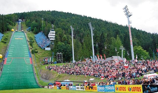 Ostatni raz zawody letniego Grand Prix odbyły się w Zakopanem w 2011 roku. Kiedy kolejne?