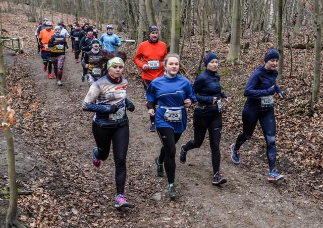 Trójmiejski Park Krajobrazowy to doskonałe miejsce do biegania na trasach o miękkim podłożu