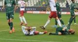 Lech - Podbeskidzie 4:0. Brede na gorącym stołku. Górale przegrywają w fatalnym stylu
