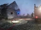 Powiat szamotulski. Pracowity Nowy Rok służb ratowniczych. Czy w rejonie grasuje podpalacz?