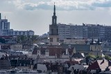 Poznań z góry. Zobacz, jak wygląda stolica Wielkopolski z najwyższych punktów widokowych w mieście