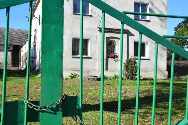 Dom, w którym doszło do rodzinnej tragedii
