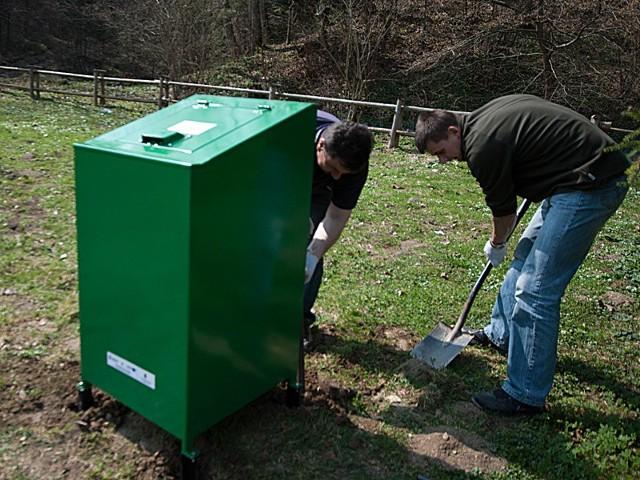 Na terenie Bieszczadzkiego Parku Narodowego stanie kilkadziesiąt specjalnych koszy na śmieci.