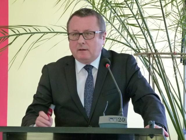 Krzysztof Debich, starosta kutnowski
