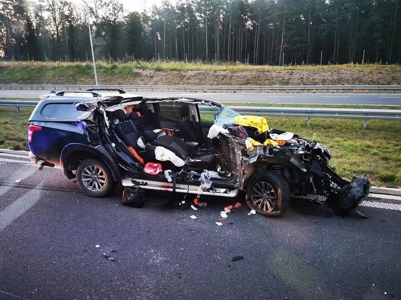 Tragiczny wypadek miał miejsce w nocy z 6 na 7 sierpnia na...