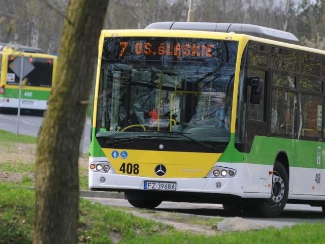 Zmiany w rozkładzie jazdy autobusów we wtorek i środę.