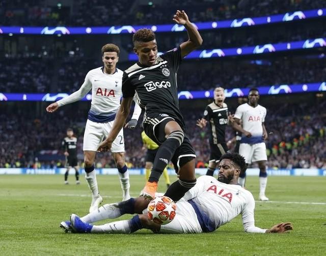 Ajax Amsterdam - Tottenham ONLINE STREAM. Gdzie oglądać mecz za darmo? [TRANSMISJA W TV i ONLINE LIVE STREAM] 8.05.2019