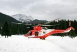Wypadek w słowackich Tatrach. Nie żyje 35-letni turysta z Polski
