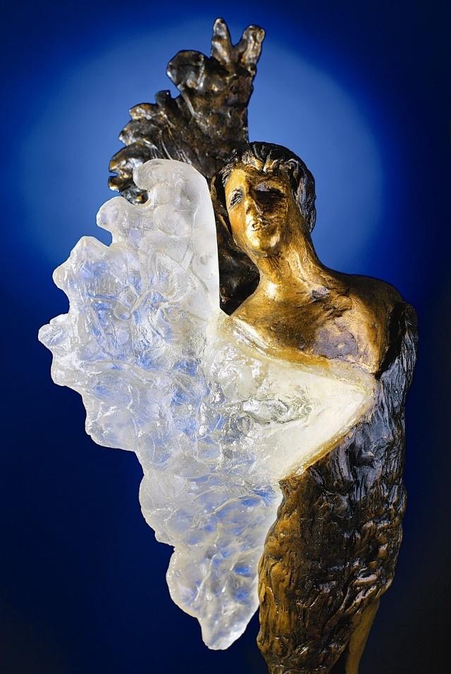 Statuetka nagrody Angelus