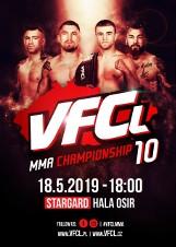 W maju gala MMA w Stargardzie. Na VFCL 10 zawalczą Berserekerzy