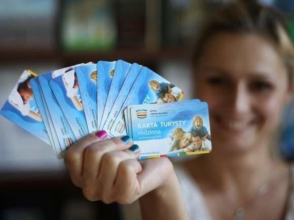 W Słupsku Karty Turysty słabo się sprzedają. W Ustce lepiej